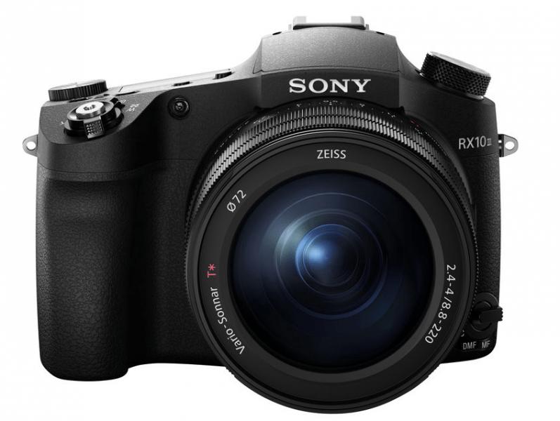 RX10 III, 4K digital camera, Sony digital camera