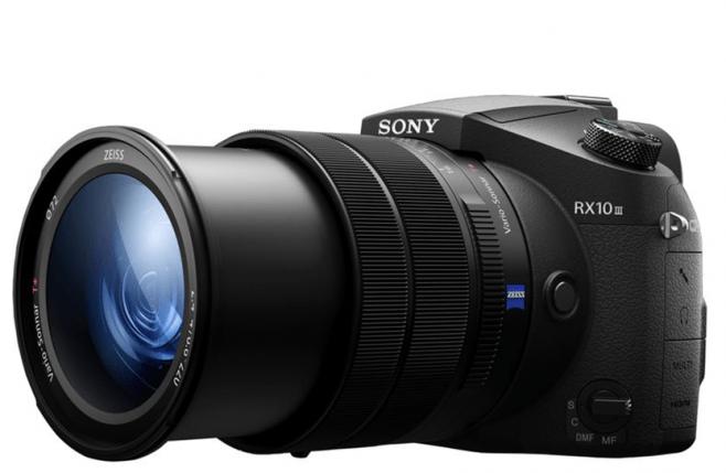 Sony DSC-RX10 III, RX10 III, Sony 4K camera