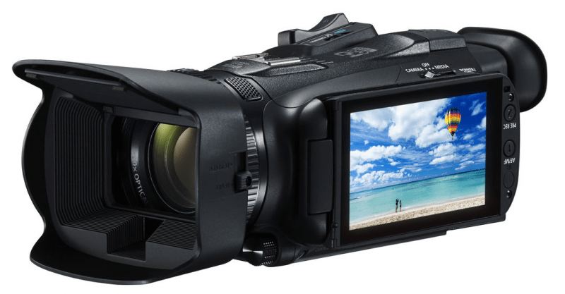 VIXIA HF G40 review, prosumer camcorder, HD camcorder