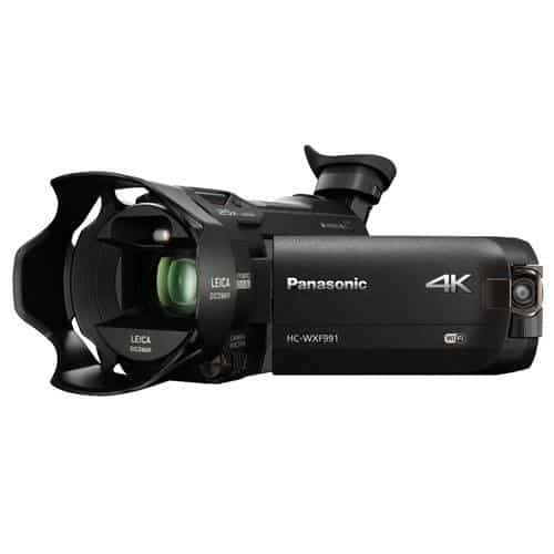 Panasonic HC-WXF991K 4K Ultra HD Camcorder