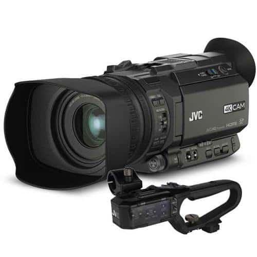 JVC GY-HM170U Ultra 4K HD 4KCAM