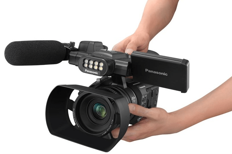 AG-AC30, Panasonic camcorder, Panasonic procamcorder