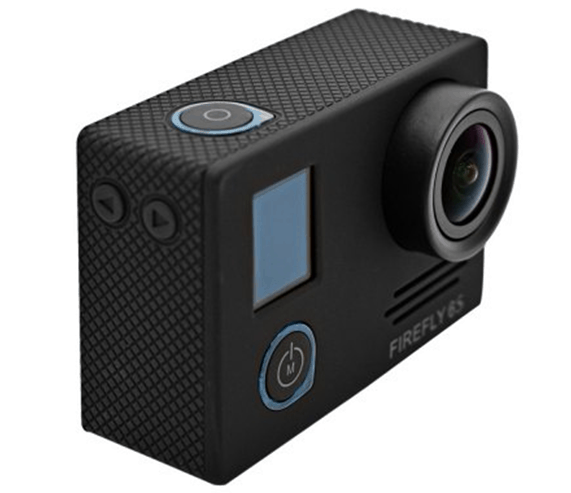 Firefly 6S 4K action cam, Hawkeye Firefly 6S 4K, 4K sports action cameras