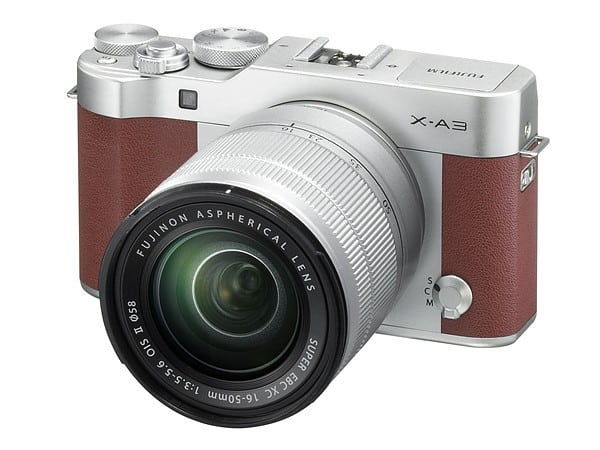 Fujifilm X-A3 is the Selfie Lovers' Camera