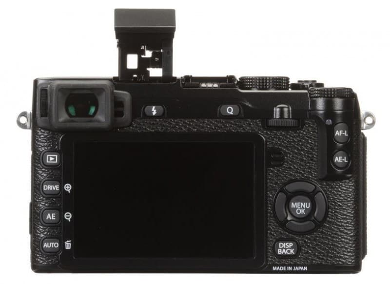 Fujifilm X-E2S digicam, mirrorless digicam, Fujifilm camera