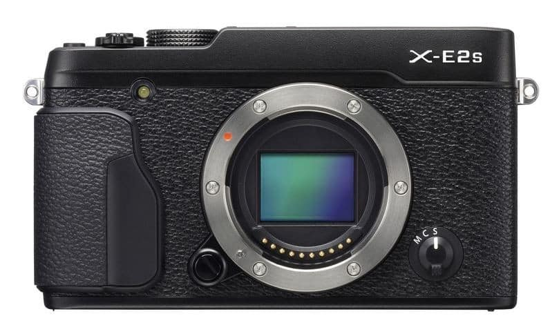 Fujifilm X-E2S, mirrorless digital camera, digicam