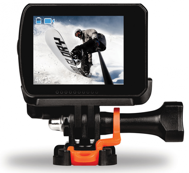 4K action camera, Veho sports cameras, Veho VCC-007-K2PRO Muvi K-Series K-2 Pro features