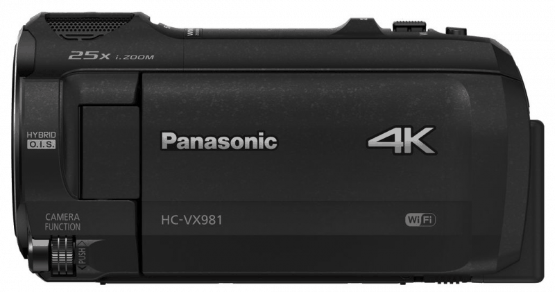 HC-VX981 features, HC-VX981 specs, HC-VX981 camcorder, 4K camcorders