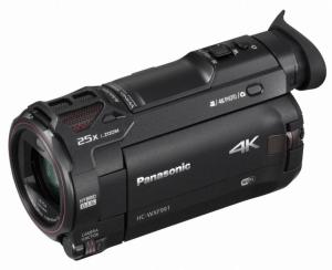 HC-WXF991K, 4K video recording, 4K photo, 4K camcorders