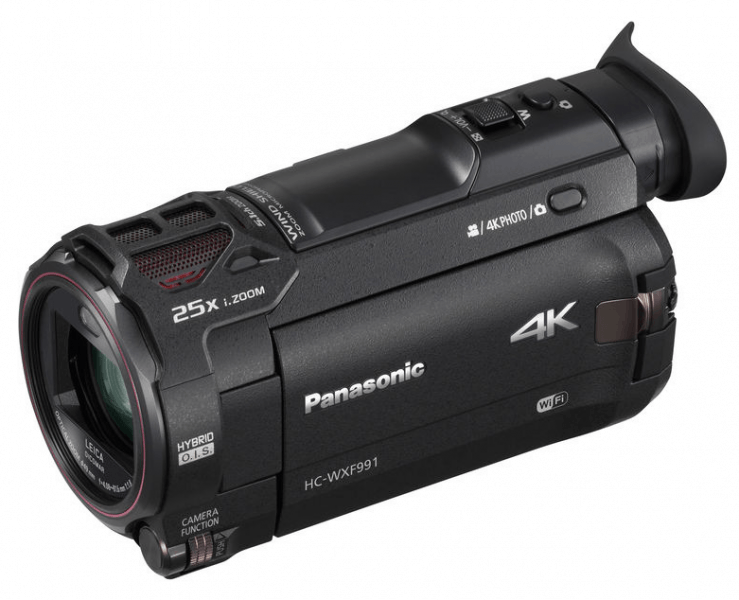 HC-WXF991K, 4K video recording, 4K photo, 4K camcorders