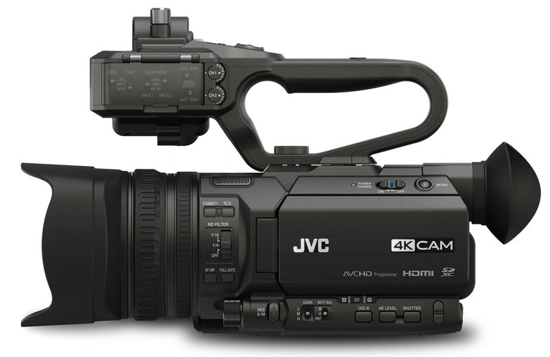 JVC GY-HM170U features, JVC GY-HM170U specs, JVC GY-HM170U review