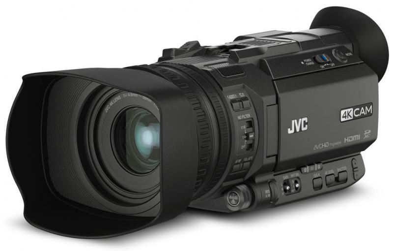 JVC GY-HM170U, 4K camcorder, JVC 4K camcorder