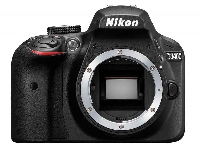 Nikon D3400 specs, DX-format CMOS, D3400 features