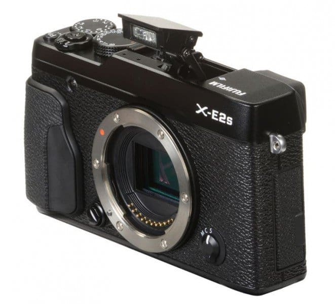 X-E2S review, X-E2S specs, X-E2S features