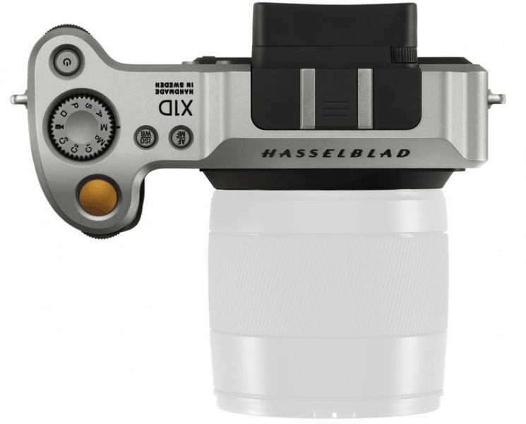 Hasselblad X1D body, X1D mirrorless camera, X1D 50MP