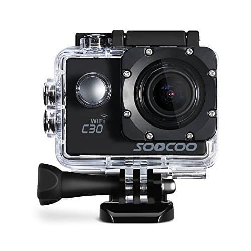 SOOCOO C30 4K Action Camera 20MP