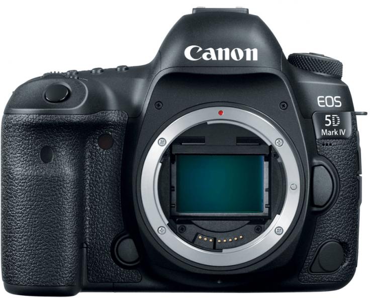 Canon EOS 5D Mark IV, Canon 5D Series, Canon 4K cameras, 4K DSLR