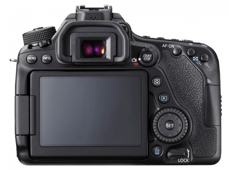 Canon Full HD DSLR, Canon DSLR, 80D camera,