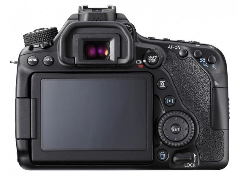 Canon Full HD DSLR, Canon DSLR, 80D camera,
