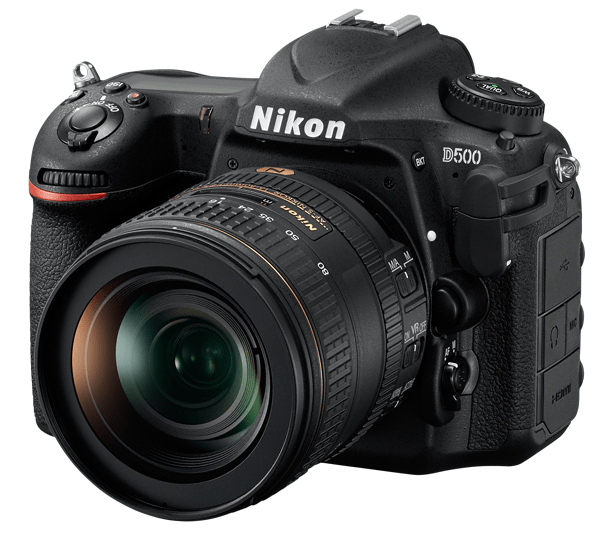 Nikon DX flagship, D500 features, D500 specs, D500 review