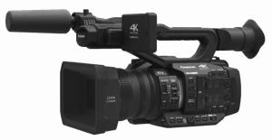 Panasonic AG-UX180, 4K camcorder, Panasonic UX premium camcorder
