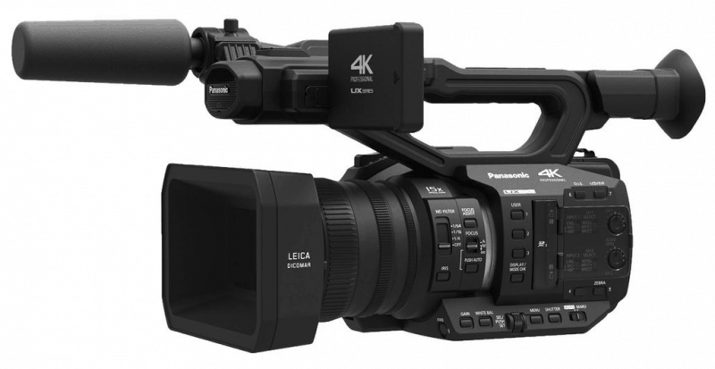 Panasonic AG-UX90, UX90, Panasonic camcorders, professsional camcorder
