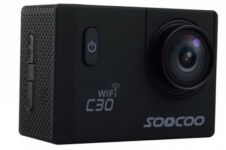 SOOCOO C30 4K, SOOCOO C30 WIFI UHD, 4K sports action cameras