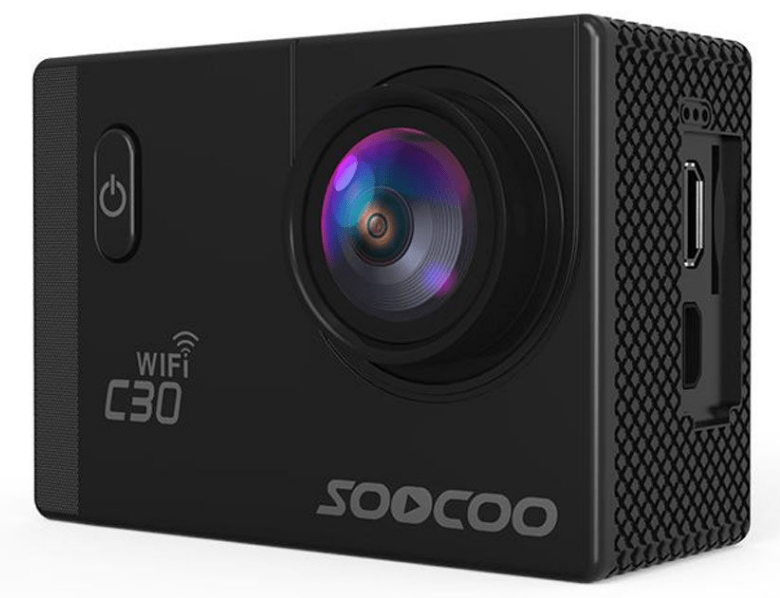 SOOCOO C30 action camera, 4K camera, action cameras, sports cameras