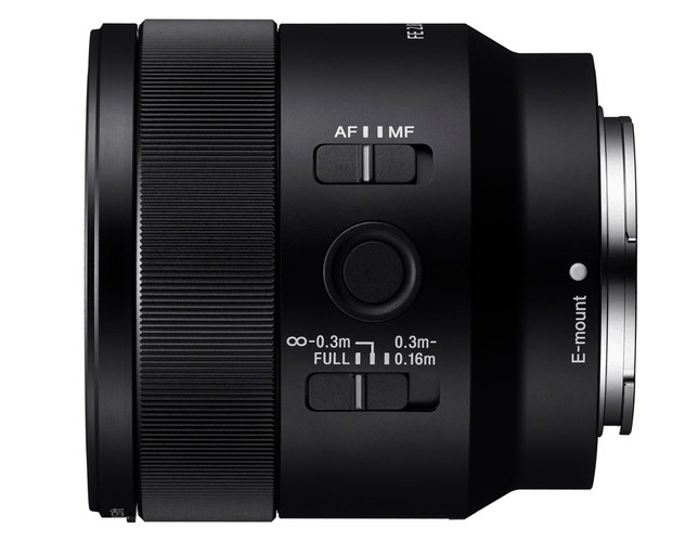 FE 50mm F2.8 Macro lens, SEL50M28, Sony E-mount camera system