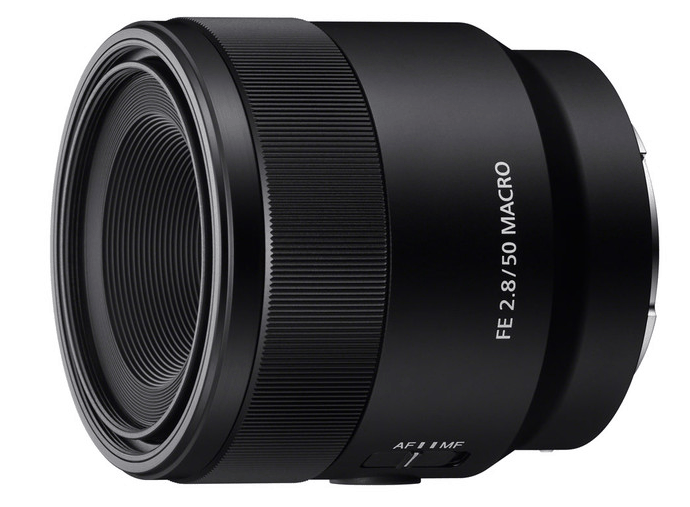 Sony Adds the Versatile Full Frame FE 50mm F/2.8 Macro Lens to Its E-Mount Line Up
