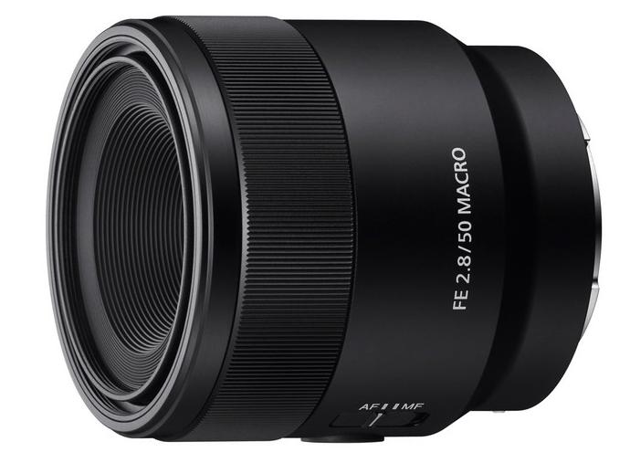 Sony Lens, Sony FE 50mm F2.8 Macro Lens, Sony Full Frame lens