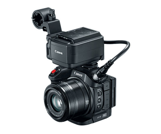 Canon XC15, XC15, 4K video camcorder, UHD camcorder, 4K camera