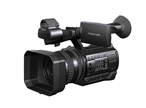 Sony HXR-NX100 Review
