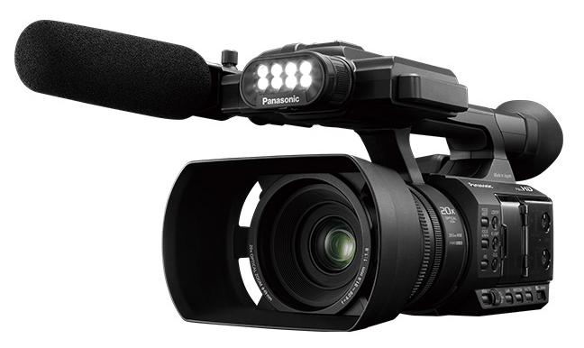 AG-AC30 camcorder, HD camcorder, Panasonic handheld cameras