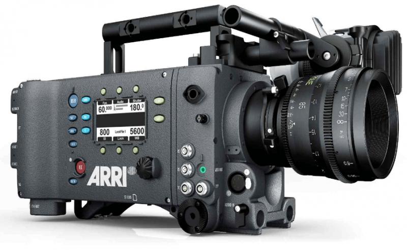 ARRI Alexa Classic EV, ARRI 4K cameras, Alexa EV camera