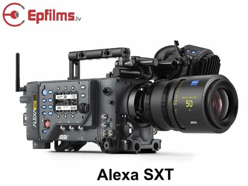 ALEXA SXT 4K Cameras