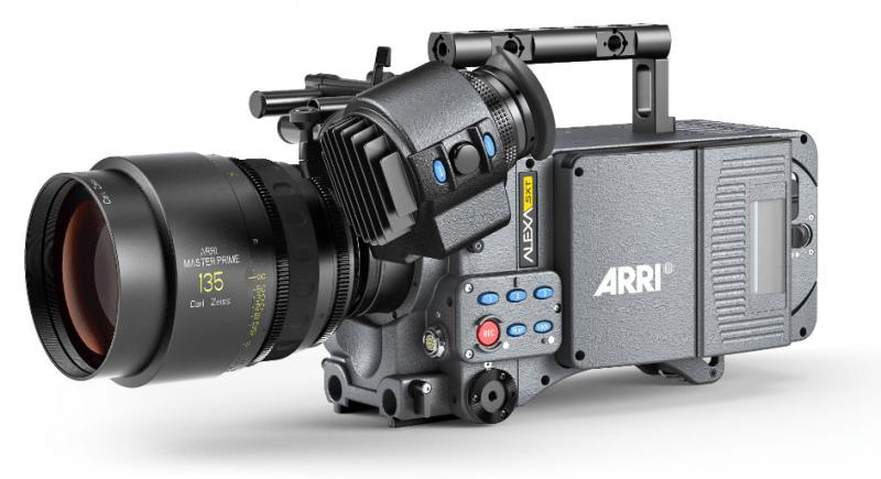 ARRI Alexa SXT, Arri cameras, the Alexa