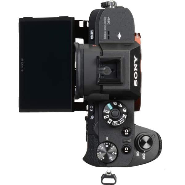 Sony 4K cameras, a7S II features, a7S II specs