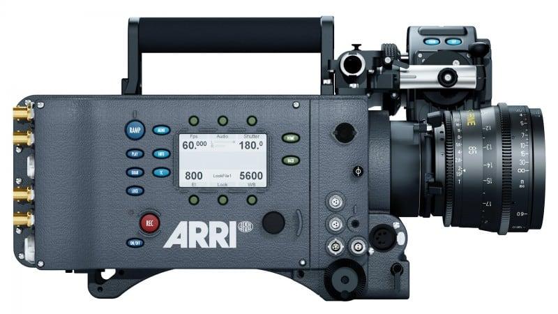 Arri Alexa Classic, film camera, Arri cameras, ALEXA Classic EV Features