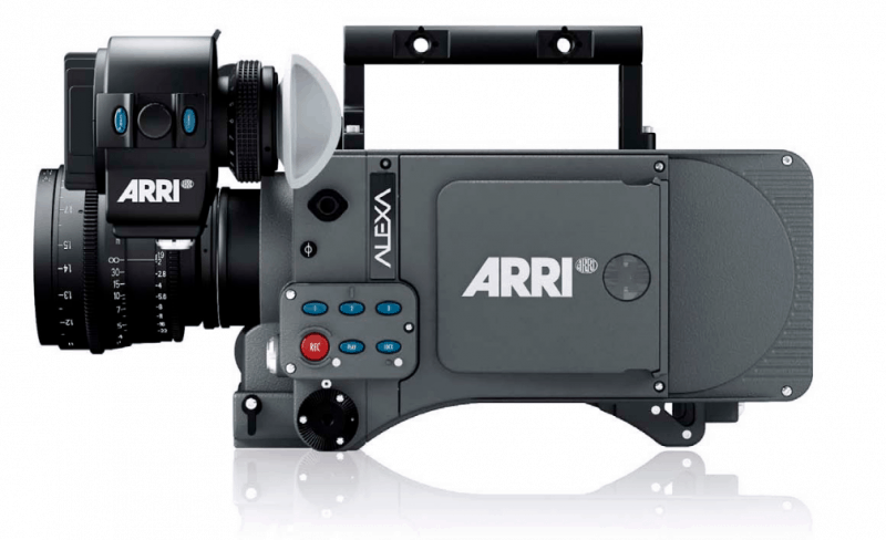 ALEXA Classic EV specs, Alexa cameras, digital cinema cameras