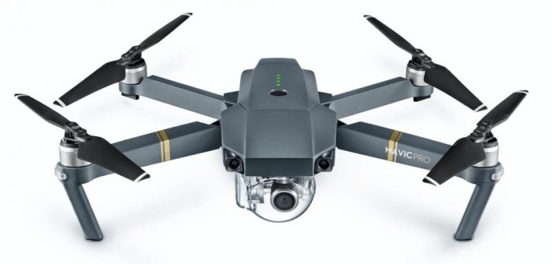DJI Mavic, 4K camera drone, Mavic drone