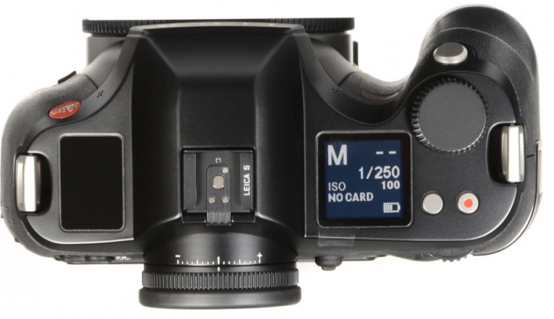 Leica S-System, Leica cameras, Leica S Typ 007 features