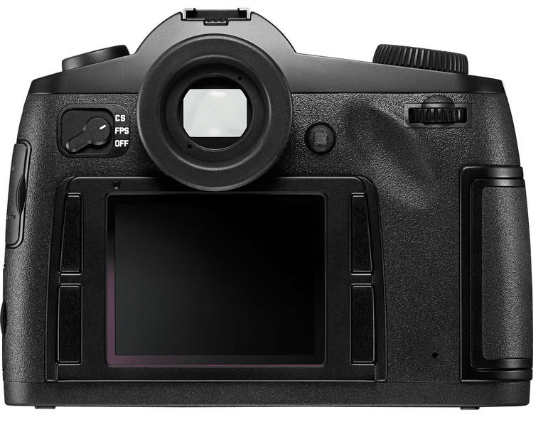 Leica S Typ 007, medium format DSLR, 4K camera, 4K recording