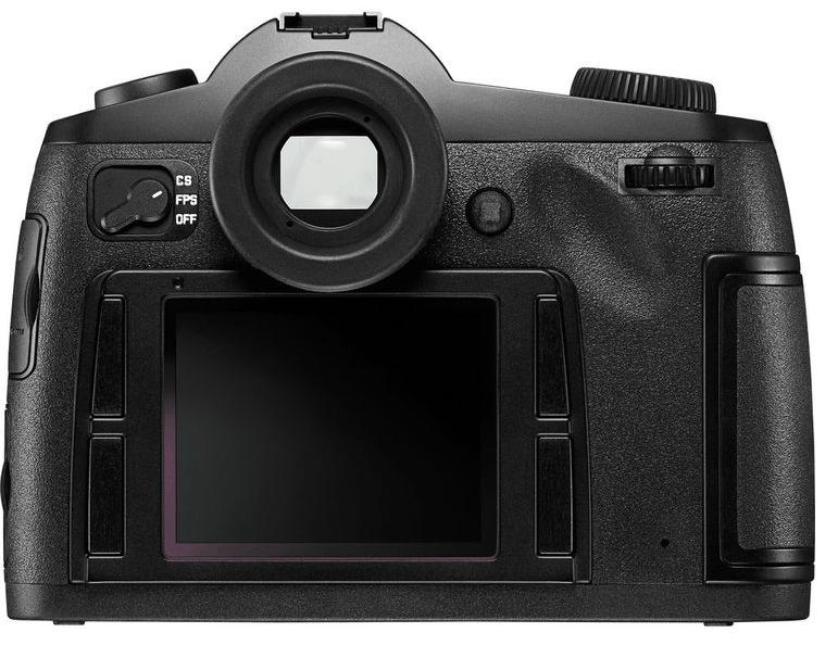 Leica S Typ 007, medium format DSLR, 4K camera, 4K recording