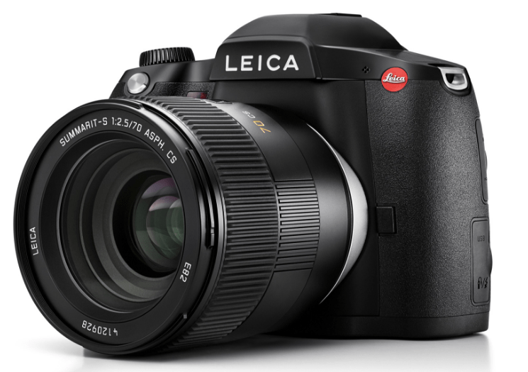 Leica S Type 007, Leica DSLR, 4K camera