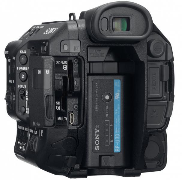 PXW-FS5 specs, Sony film cameras, Sony camcorders, Sony cameras, 4K