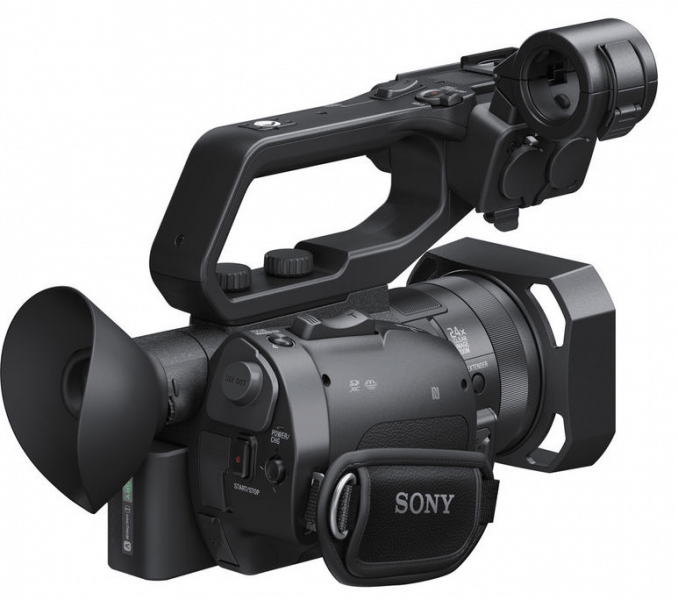 Sony camcorders, compact camcorders, PXW-X70 features, PXW-X70 specs