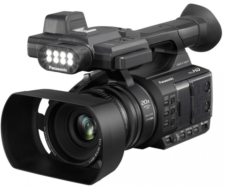 Panasonic AG-AC30PJ, Panasonic camcorder, Full HD camcorders, AG-AC30PJ review