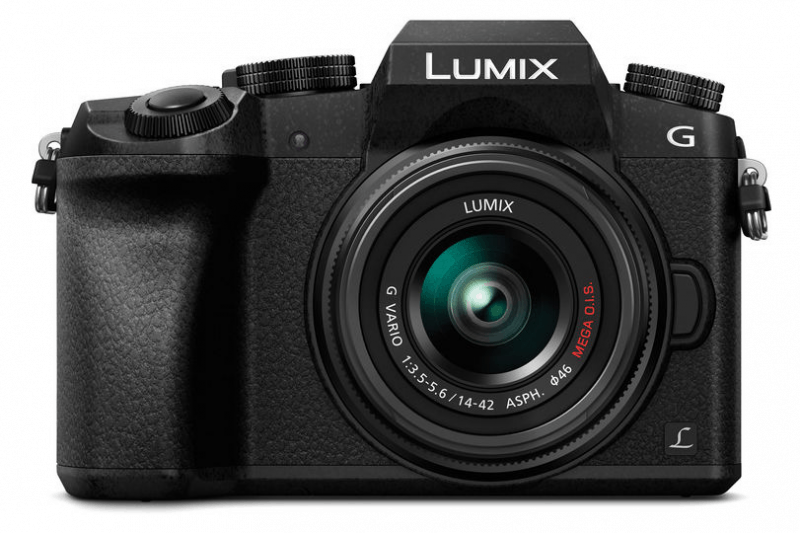 Panasonic DMC-G7, G7 digital camera, 4K camera