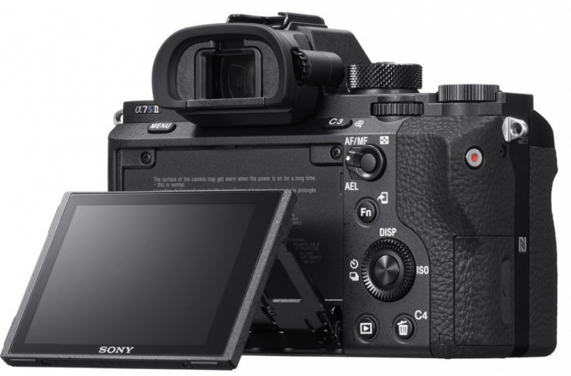 Alpha a7S, 4K recording, Sony mirrorless digital cameras